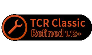 TCR Classic Refined 1 12+ - Technic Platform
