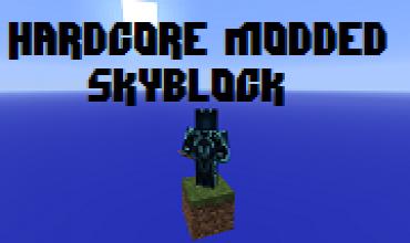 Hardcore Modded Skyblock - Technic Platform