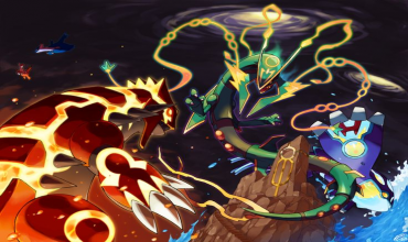 emerald rayquaza wallpapers - photo #4